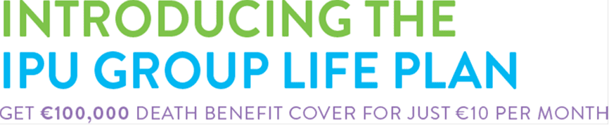 Introducing the IPU Group Life Plan
